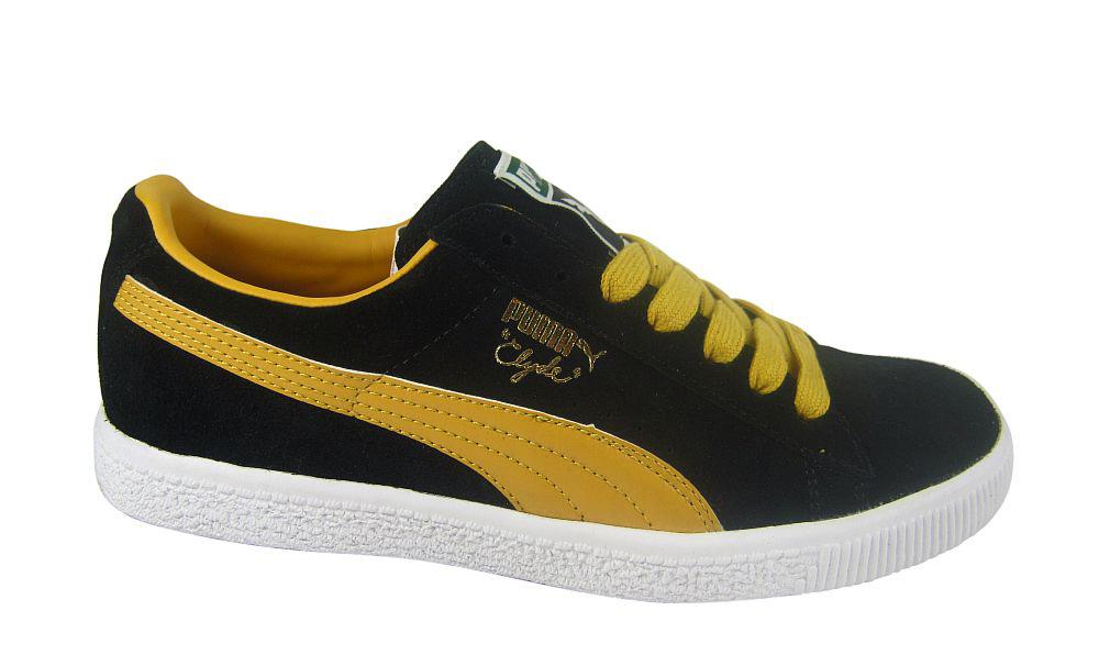 Puma Sneaker Schwarz Gelb