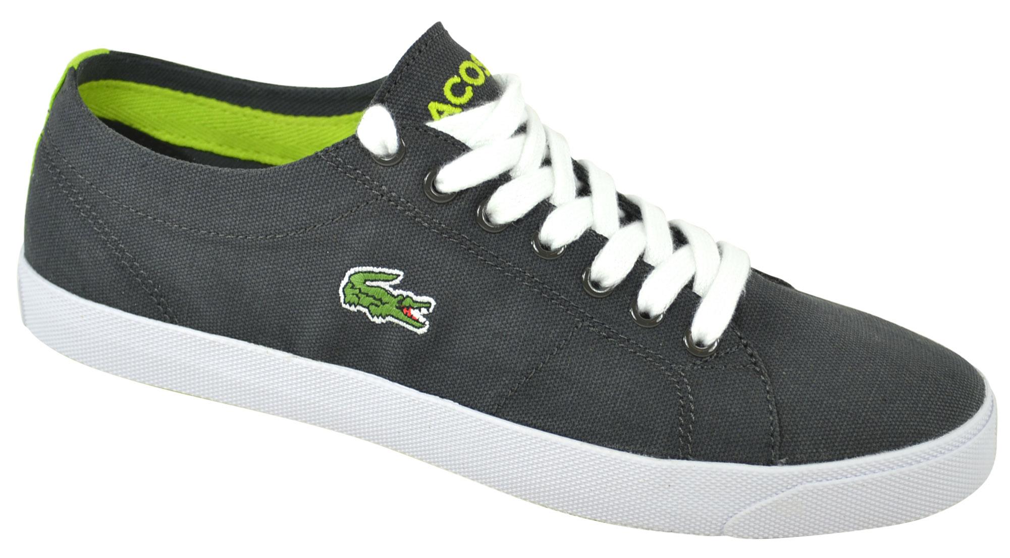 Lacoste Marcel AUR SPM dark blue//grey Schuhe//Sneaker blau//grau
