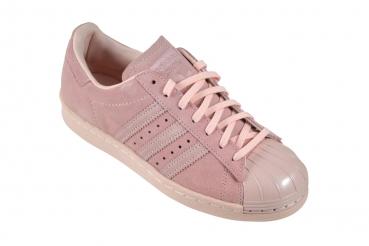 buy online b4cbc ec170 Adidas Superstar 80s Metal TOE Women icepnk