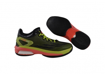 Adidas Crazylight Boost Low black/green/red
