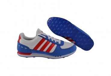 Adidas Neo City Racer runwht/colred/satell
