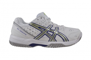 Asics Gel-Dedicate 3 CLAY white/royal blue