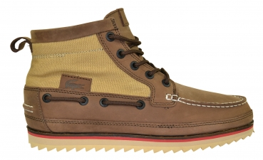 Lacoste Sauville Mid 3 SRM brown