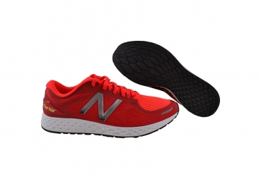 New Balance Running Course red/silver