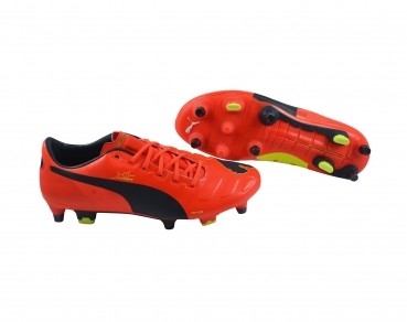 Puma evoPower 1 Mixed SG peach/ombre blue/yellow
