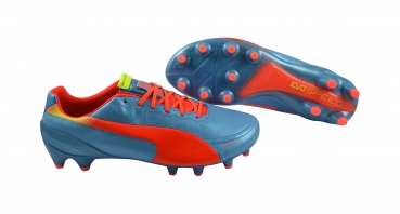 Puma evoSPEED 1.2 L FG blue