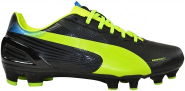 Puma Evospeed 3.2 FG black/fluo/yellow