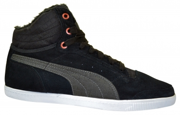 Puma Glyde Court Fur Wns black