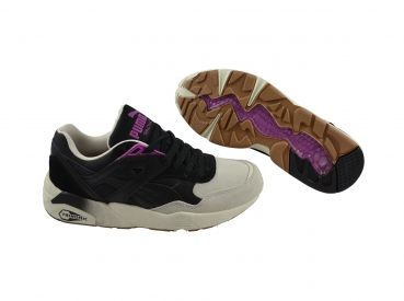 Puma R698 Blocks and Stripes Wn's black