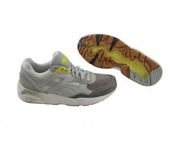 Puma R698 Blocks and Stripes Wn's gray violet