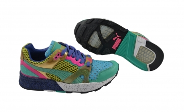 Puma Trinomic XT 2 Plus Triangles blue/green