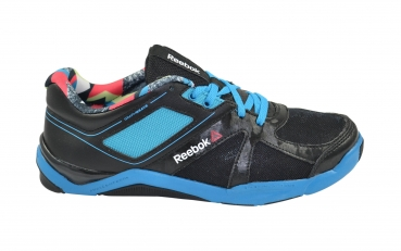 Reebok Studio Step Refresh black/blue